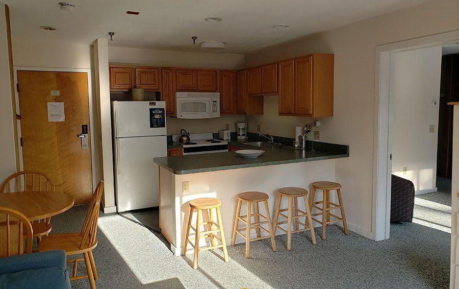 Kitchen Northstar Inn and Resort
